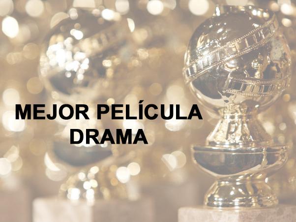 Mejor Película - Drama