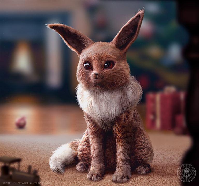 Resultado de imagen para joshua dunlop crea versiones reales de pokemones