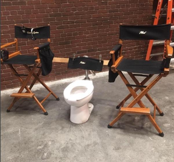 La segunda silla del protagonista