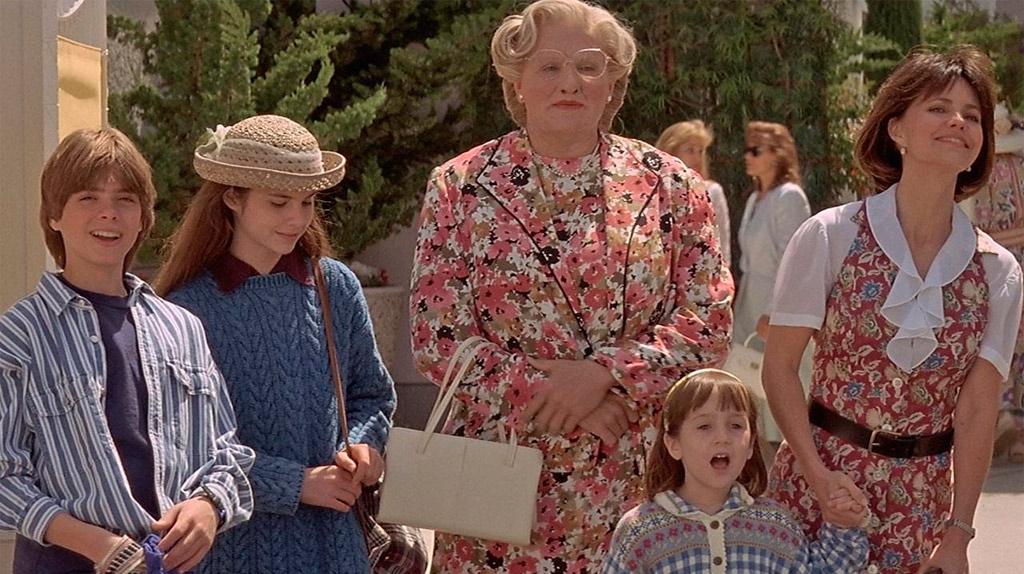 'Sra. Doubtfire, Papá de por vida'
