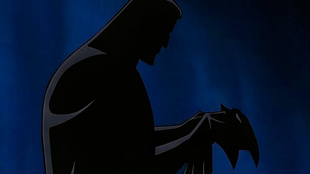 'Batman: La máscara del fantasma'