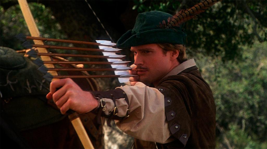 'Las locas, locas aventuras de Robin Hood'