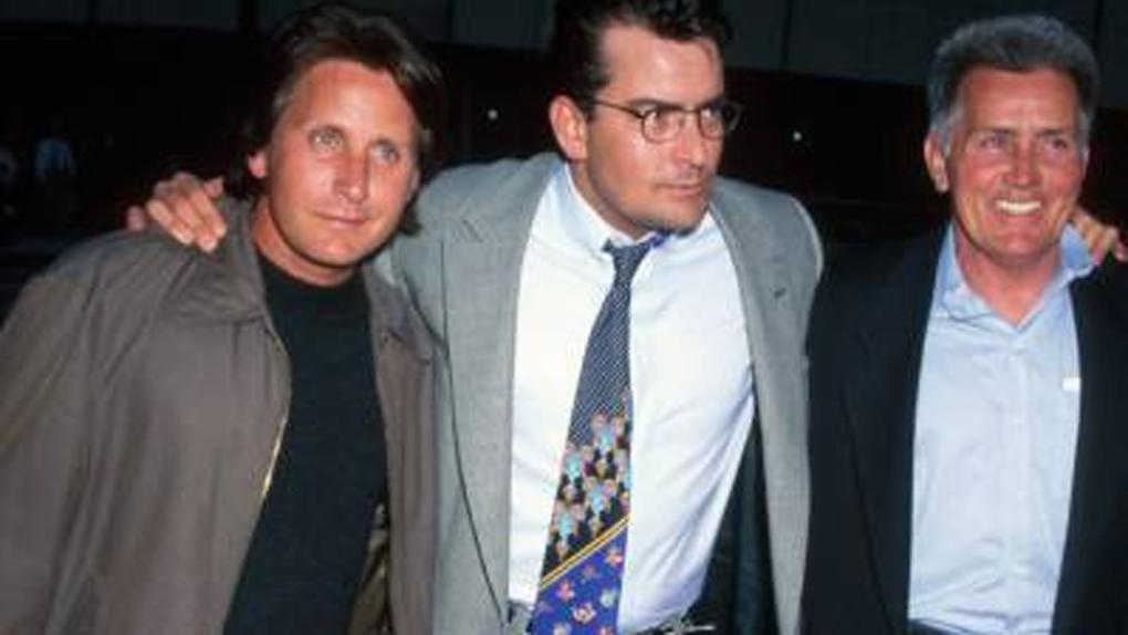 Martin Sheen, Charlie Sheen y Emilio Estévez tienen raíces gallegas