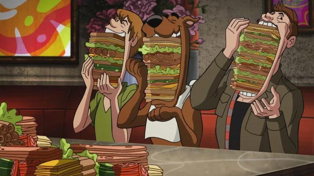 'Scoobynatural' (13x16)
