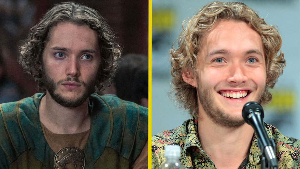 Toby Regbo como Aethelred