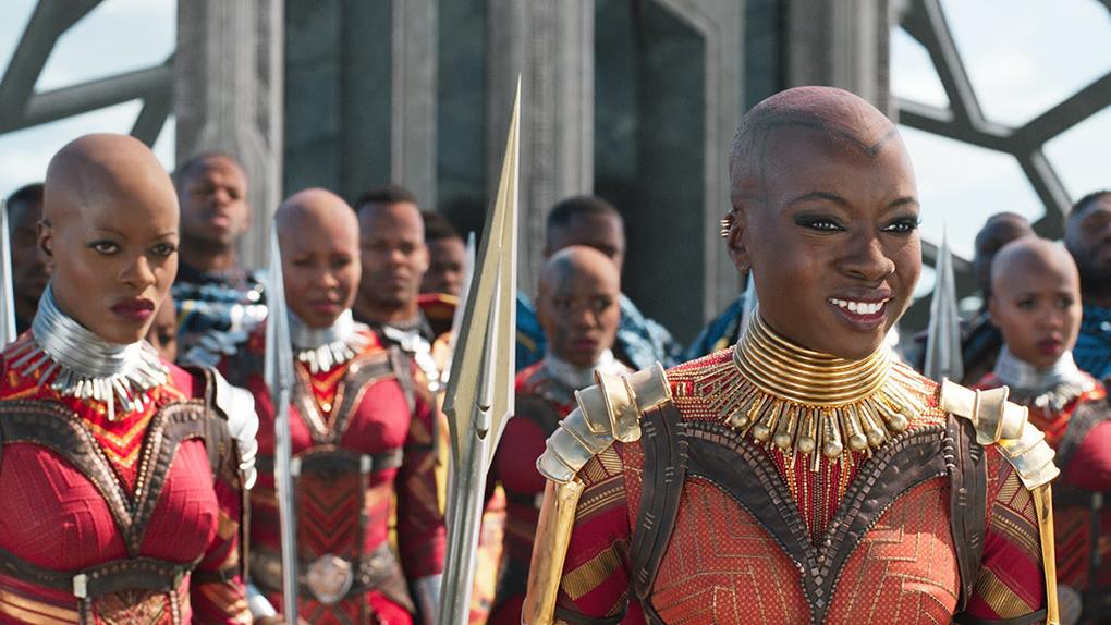 Primer puesto: 'Black Panther'