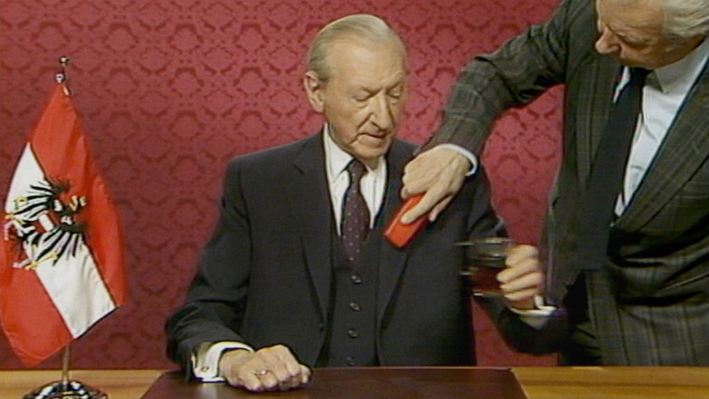 'El caso Kurt Waldheim'