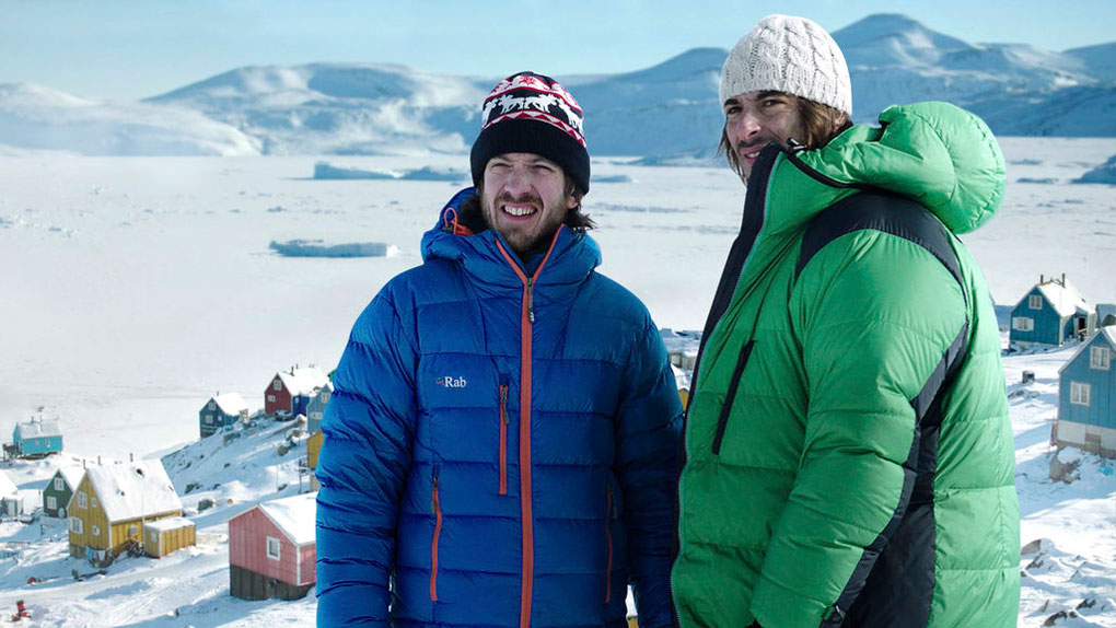 Viaje a Groenlandia
