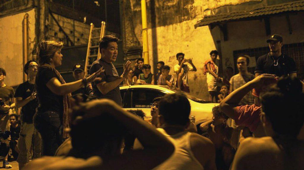 'Alpha, The Right to Kill', de Brillante Mendoza
