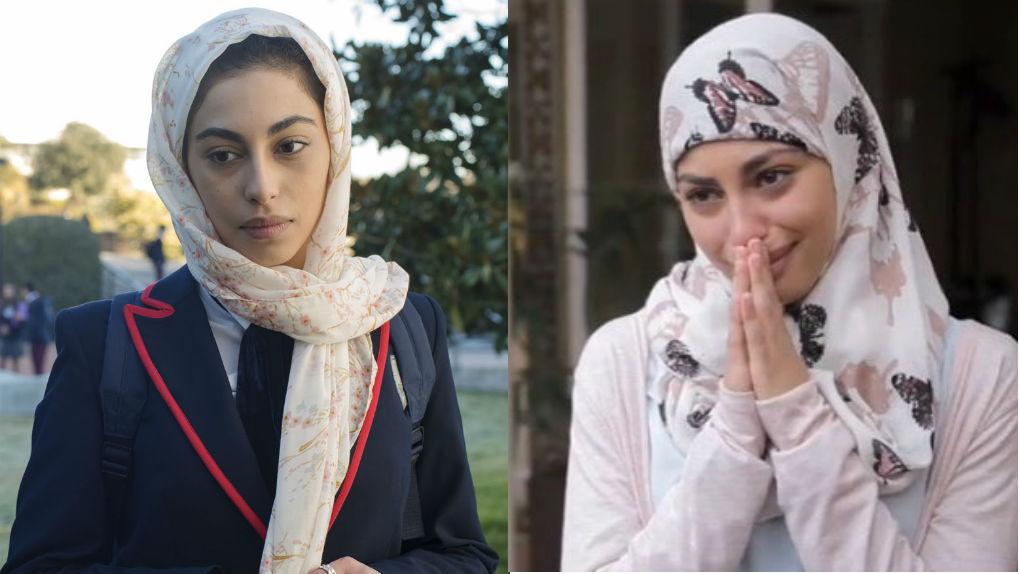 Mina El Hammani como Nadia Shana