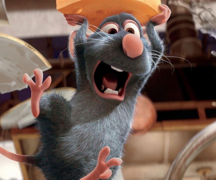 14. 'Ratatouille'