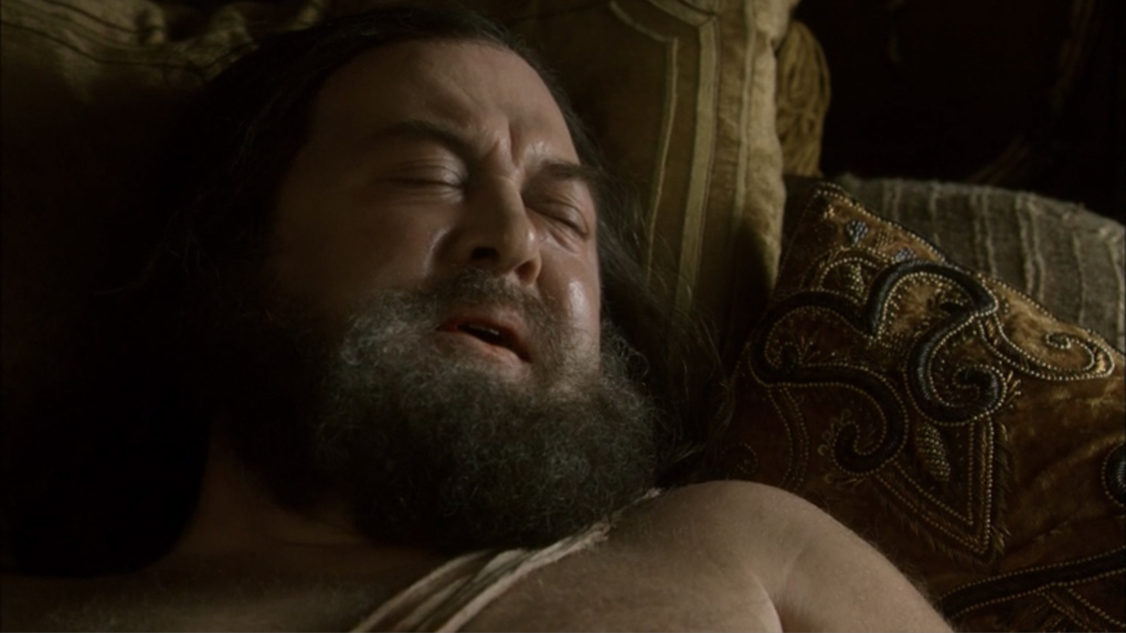 Robert Baratheon (1x07)