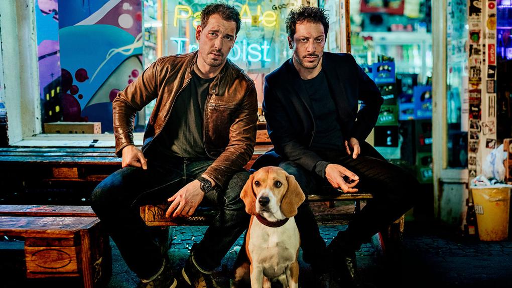 DOGS OF BERLÍN