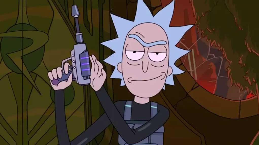 Temporada 4 de 'Rick y Morty'