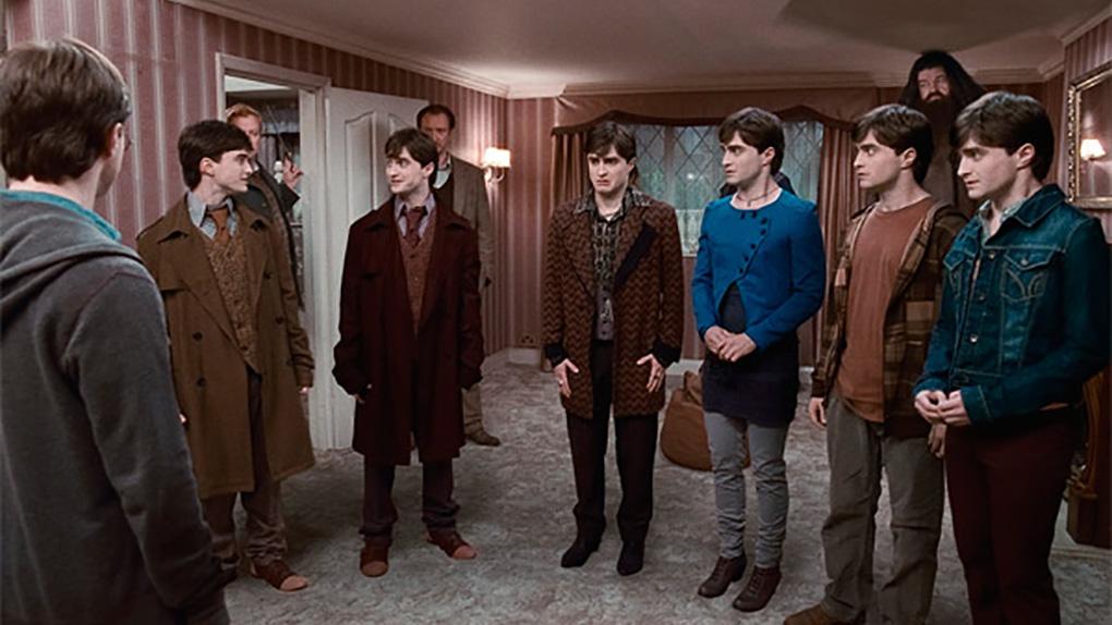 ¡Todos se convierten en Harry Potter!
