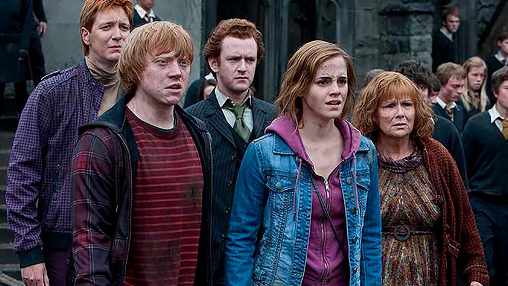 Seguimos con la gran batalla de Hogwarts