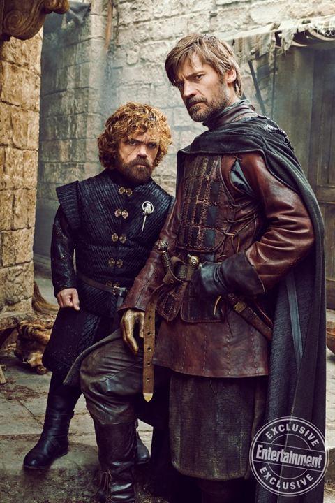 Jaime y Tyrion Lannister