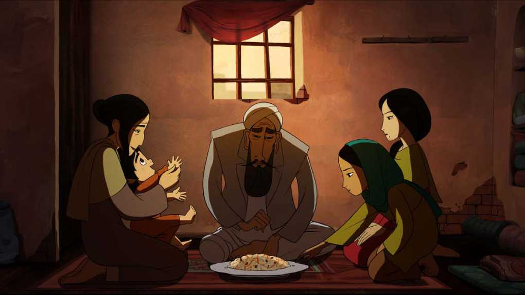 'The Breadwinner'