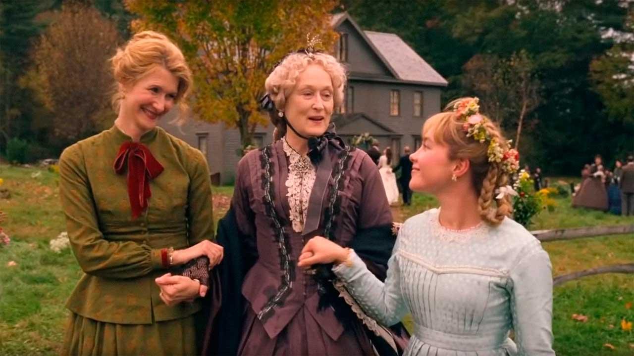 Meryl Streep en Mejor actriz de reparto