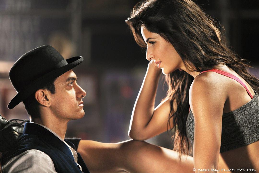 Foto Aamir Khan, Katrina Kaif