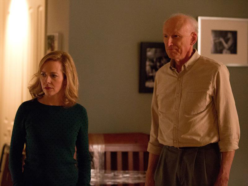 Foto Amy Hargreaves, James Rebhorn