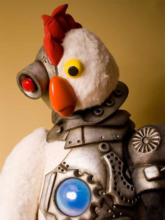 Robot Chicken : Cartel