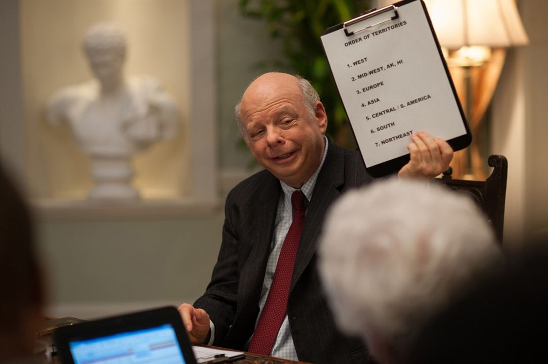 Admission : Foto Wallace Shawn