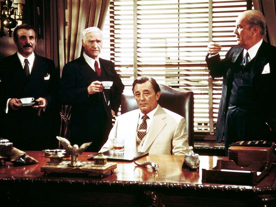 El último magnate : Foto Robert Mitchum