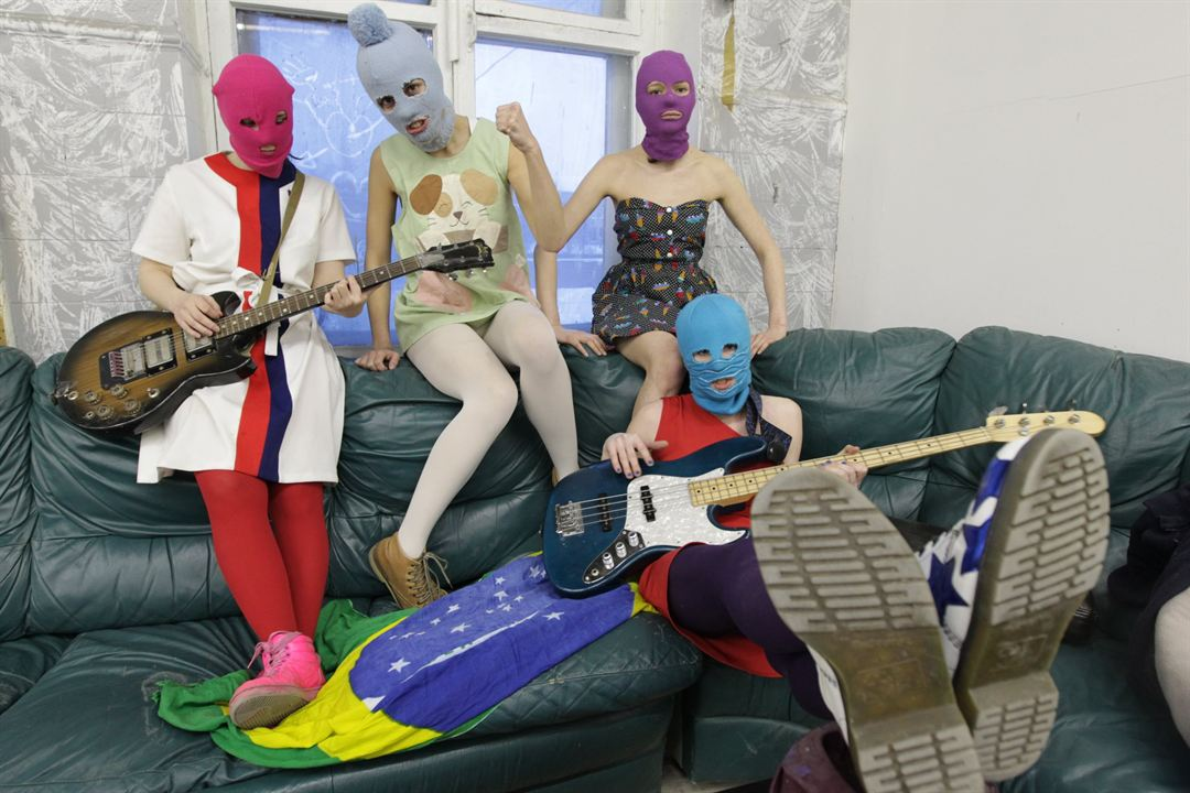 Pussy Riot: Una plegaria punk