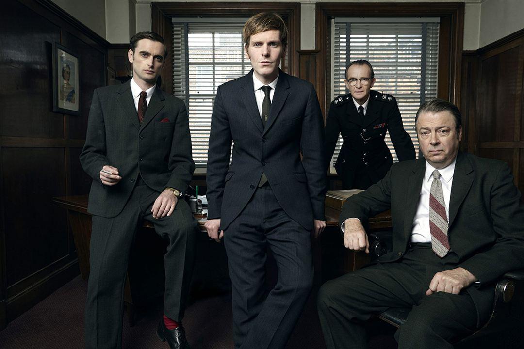 Foto Anton Lesser, Jack Laskey, Roger Allam, Shaun Evans