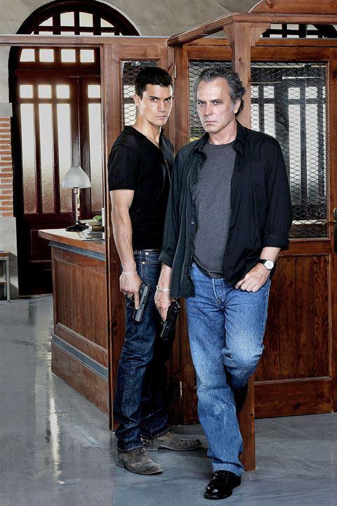 El Príncipe : Foto Alex González, José Coronado