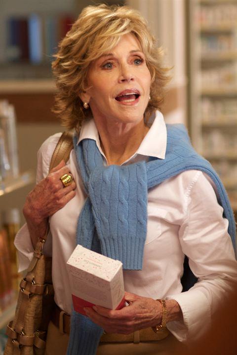 La fórmula de la felicidad: Jane Fonda