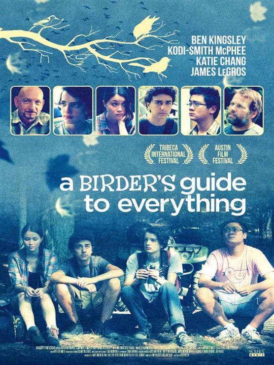 A Birder's Guide to Everything : Cartel