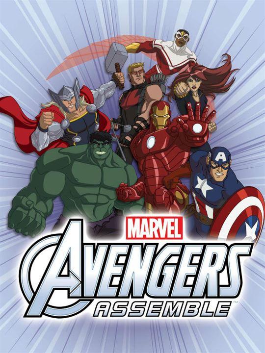 Marvel Los Vengadores Unidos : Cartel