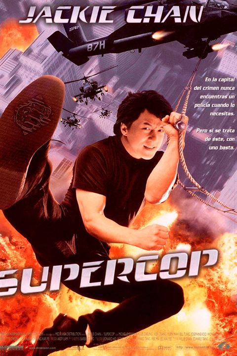 Supercop : Cartel