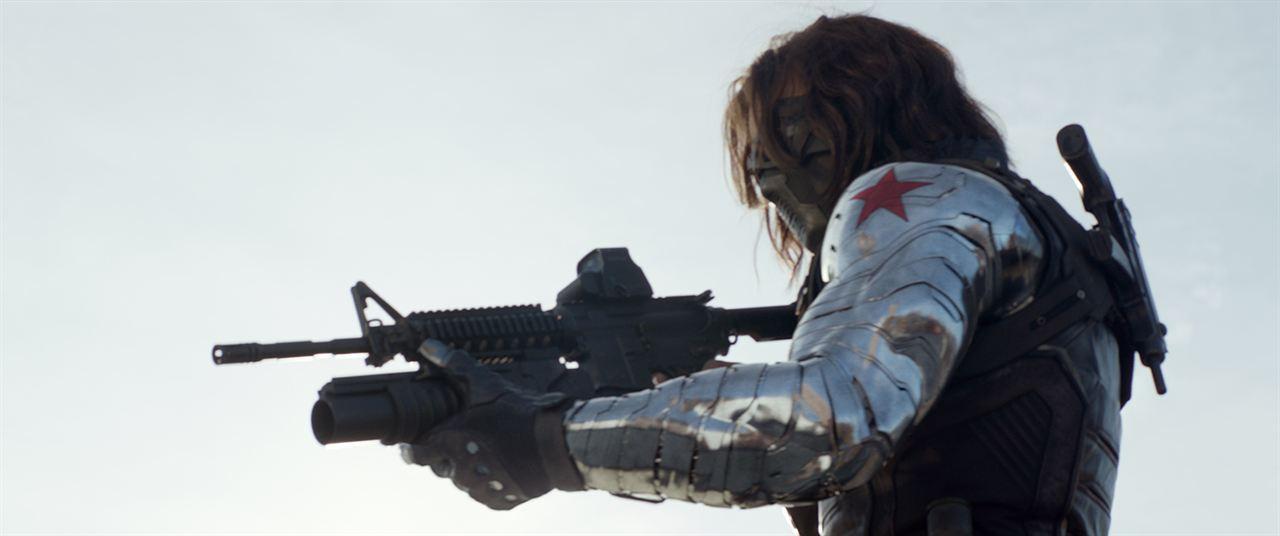 Capitán América: El soldado de invierno : Foto Sebastian Stan