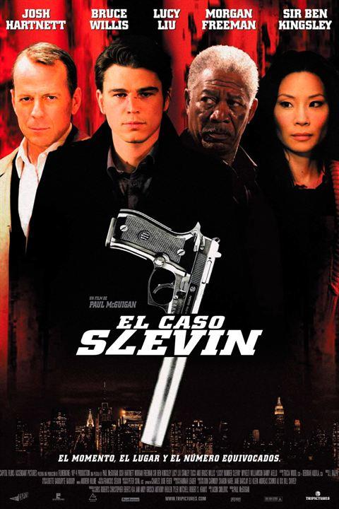 El caso Slevin : Cartel