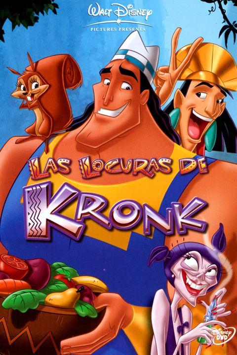 El emperador y sus locuras 2: La aventura de Kronk : Cartel