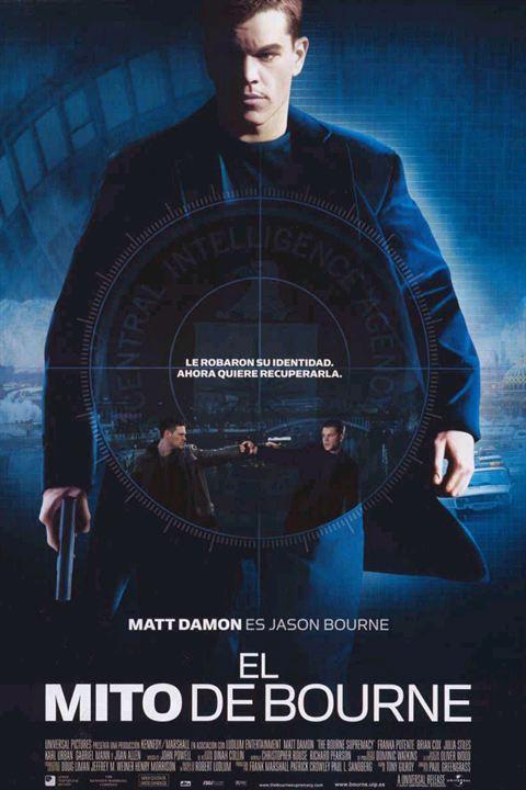 El mito de Bourne : Cartel