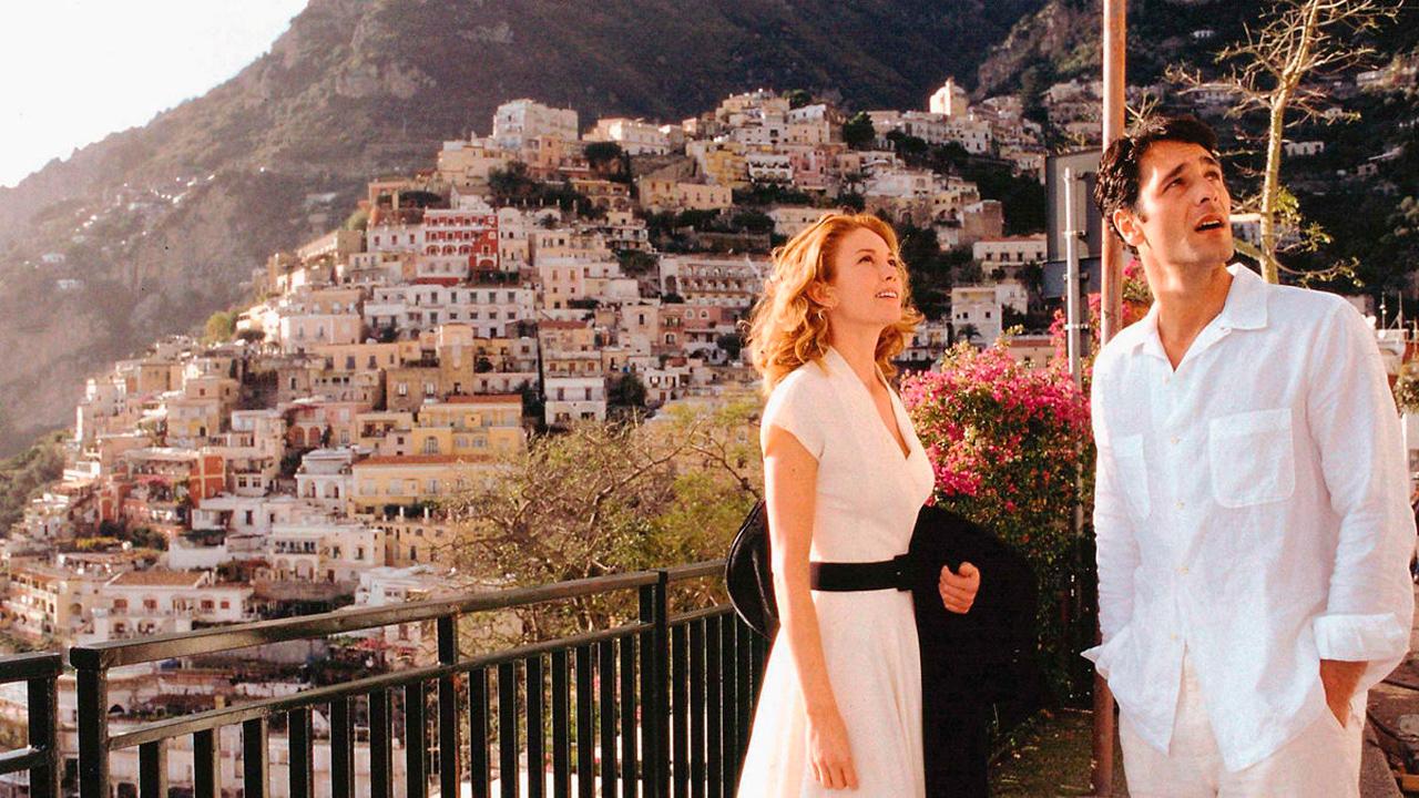 fotograma de la película Bajo el sol de la Toscana
