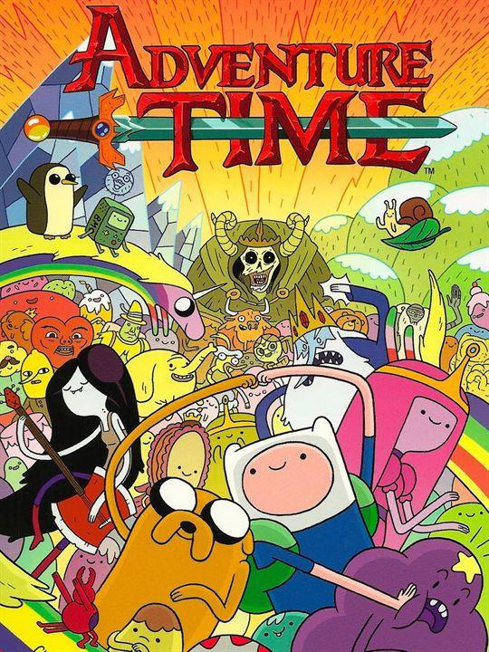 Cartel hora de aventuras poster 1 sobre un total de 2 sensacine hora de aventuras cartel altavistaventures Image collections