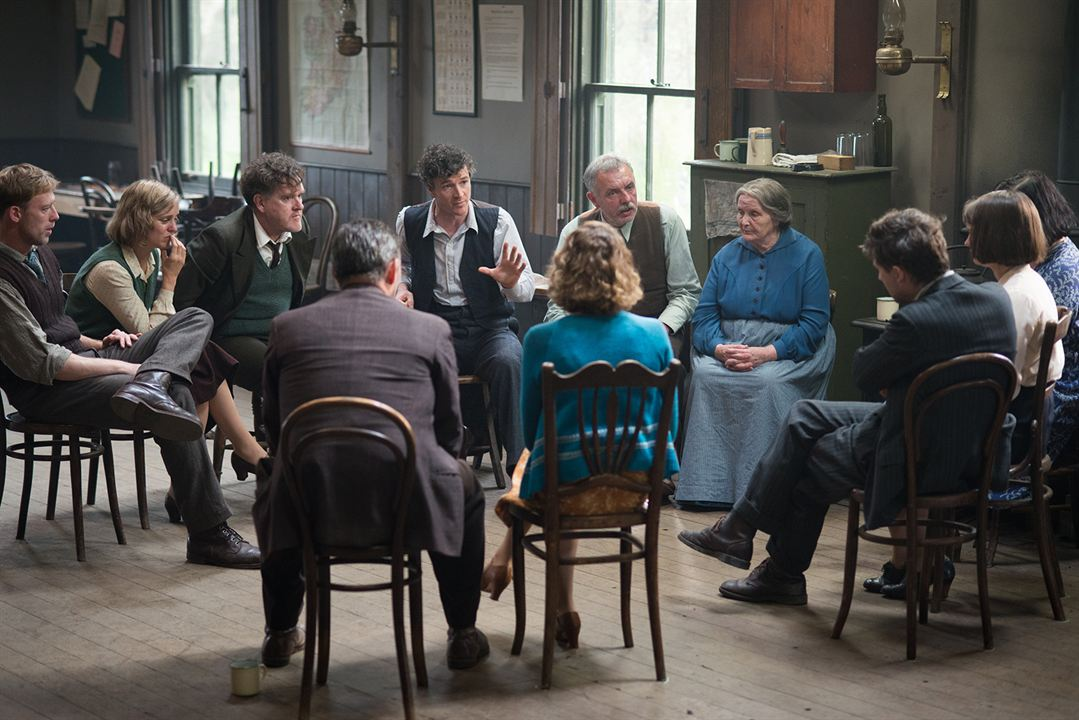 Jimmy's Hall : Foto Barry Ward, Denise Gough, Martin Lucey, Mikel Murfi