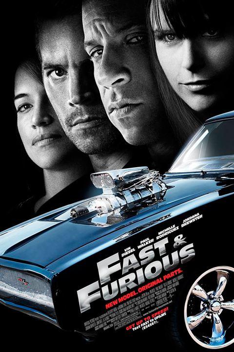 Fast & Furious: Aún más rápido : Cartel