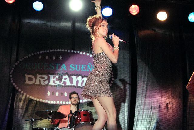 Vive cantando : Foto María Castro