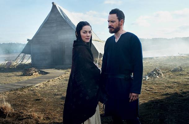 Macbeth : Foto Marion Cotillard, Michael Fassbender