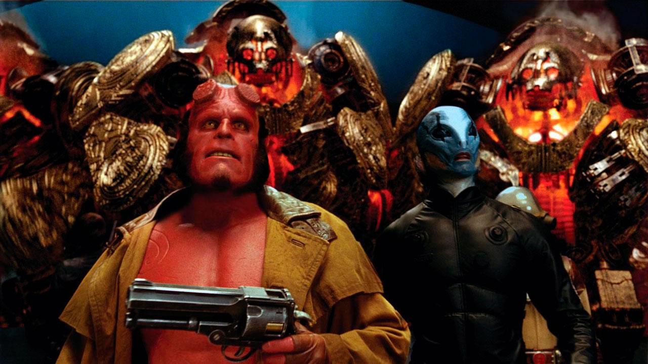 Hellboy II. El ejército dorado : Foto