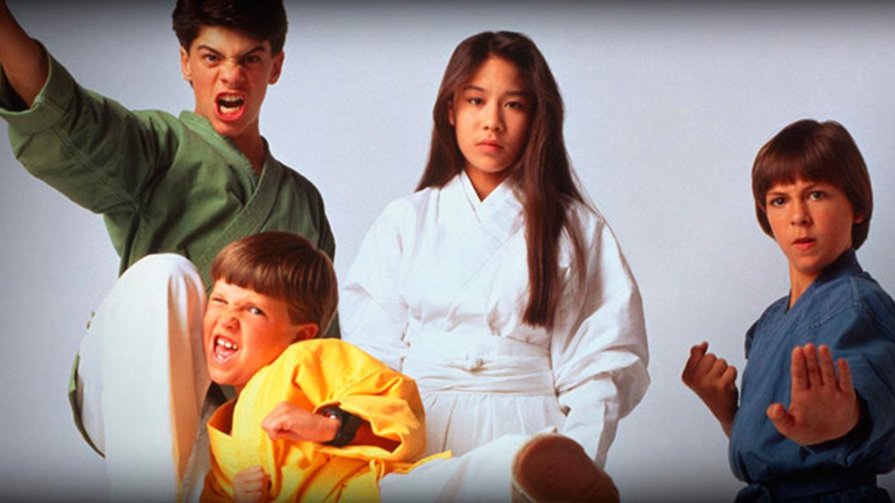 Tres pequeños Ninjas : Foto