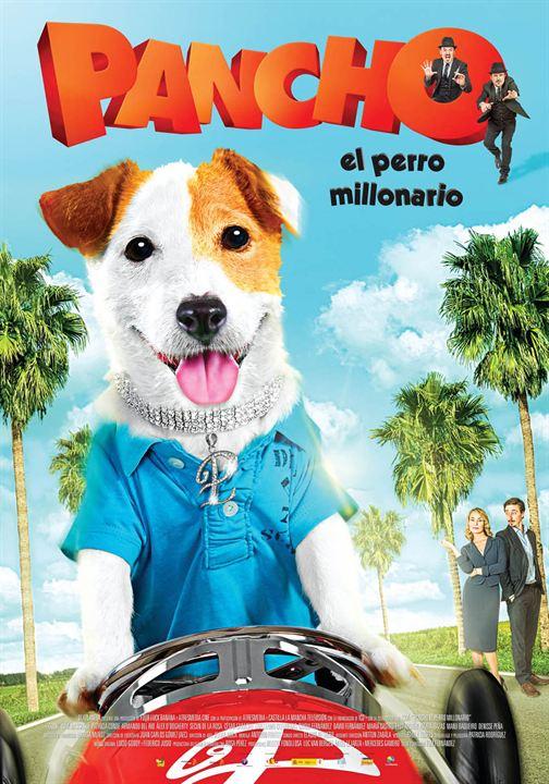 Pancho, el perro millonario : Cartel