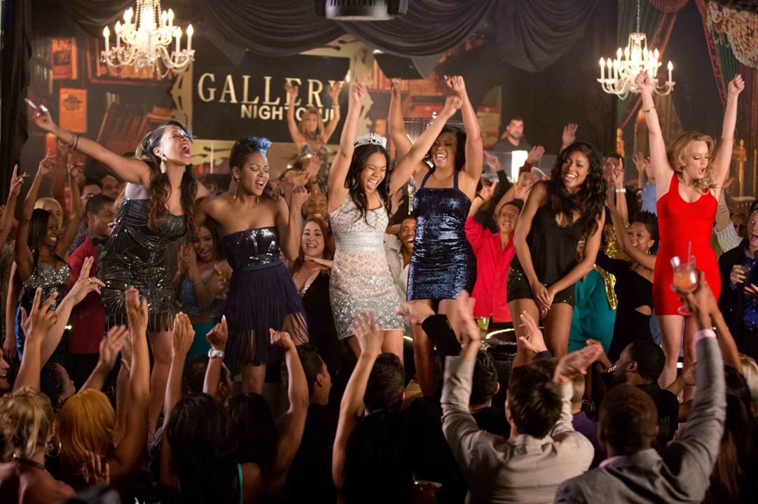 Foto Gabrielle Union, Meagan Good, Regina Hall, Taraji P. Henson, Wendi McLendon-Covey