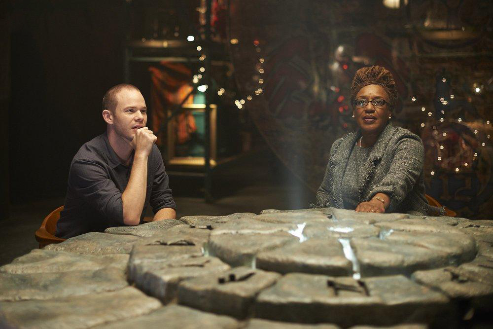 Foto Aaron Ashmore, CCH Pounder
